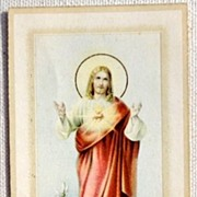 1957 Crusade For Souls Prayer Card #7090
