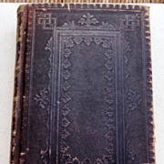SALE 1869 Autobiography And Personal Recollections Of John B. Gough