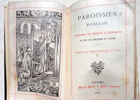 1885 French Prayer Book