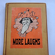 SALE 1923 More Laughs Short Stories & Amusing Anecdotes For A Dull Hour