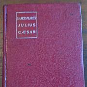 1904 Shakespeare's Julius Caesar