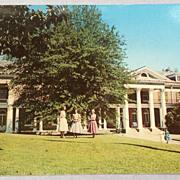 Vintage William Mercer Green Hall All Saints' Episcopal Junior College Vicksburg Mississippi P