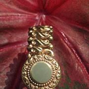 SALE Vintage Gold Filled Sweetheart Expansion Bracelet