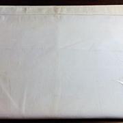 Large Vintage French Bolster Pillow Sham