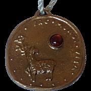 Commemorative Coin From The Eucharistic Congress Munich 1960