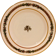 Christmas Classic Salad Plate By Department 56