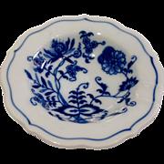 Vintage Blue Onion Blue Danube Ash Tray