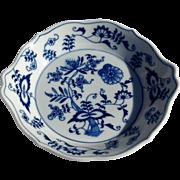 Vintage Blue Danube Blue Onion Ramekin