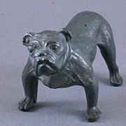 Vintage Cowans Chicago Spec. MFG. CO. Old English Bull Dog