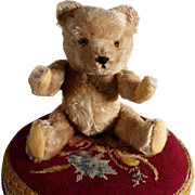 Cute Steiff or Hermann Teddy Bear