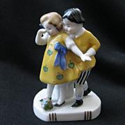 Rare Early William Goebel Figurine