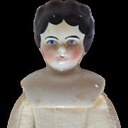 Antique China Shoulder Head Doll