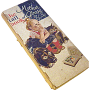 """SOLD Vintage Hardbound Book - """"The Tall Book of Mother Goose"""""""