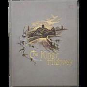 "Vintage Hardbound Book - ""The King's Highway"""