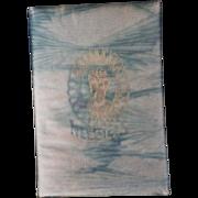 Vintage Sewing Needle Case