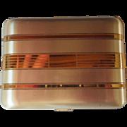 SOLD Vintage Unused Elgin American Art Deco Cigarette Case