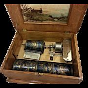 SOLD Music Box