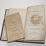 The Life of Rev John Murray  1832 probable  First Edition
