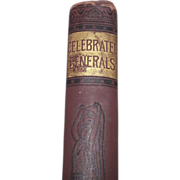 Great Generals 1895 Hannibal, Julius Caesar, Oliver Cromwell, Frederick the Great