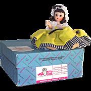 """Madame Alexander 8"""" France Doll LNIB  #590"""