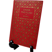 Under Two Flags by Ouida.  Seminal Historical Romance Novel.