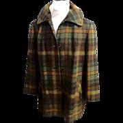 Pendleton Ladies Wool Jacket.  Size Medium to Large.