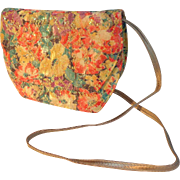 BOCCI Italian Cross body Purse.  Convertible Clutch.  Exquisite Quality Design.  As New with .