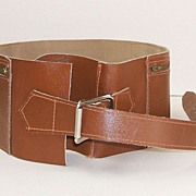 SOLD Money Belt.  Leather.  As New Condition.