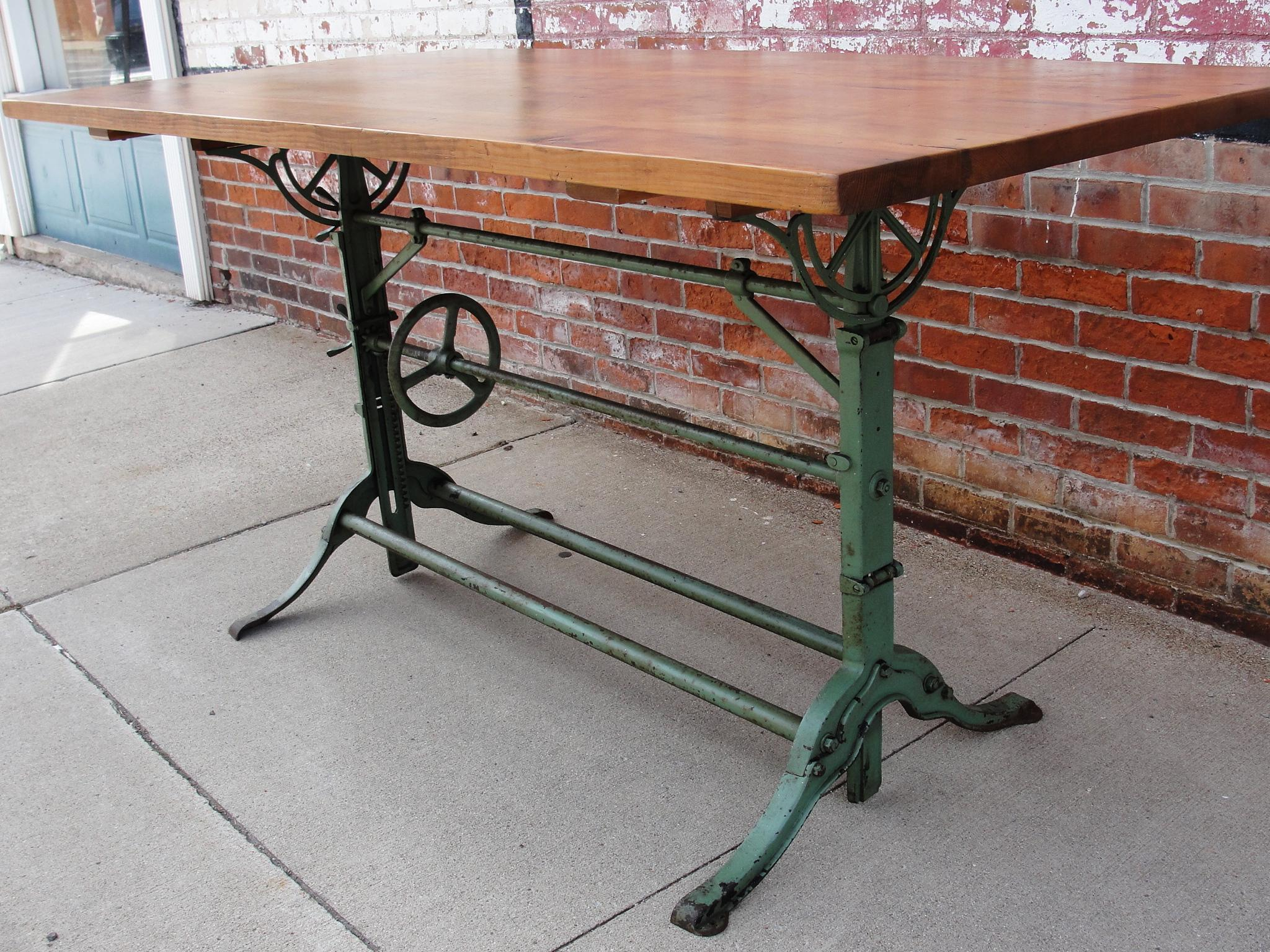 Antique Drafting Tables For Sale