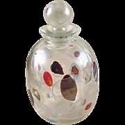 Beautiful Perfume Or Decrative Heavy Bottle