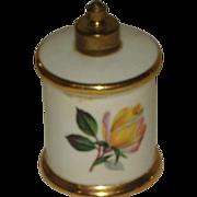 Beautiful Floral Austria Atomizer Perfume  Bottle