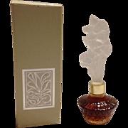 Vintage Avon Fragrance Splendor Bird Of Paradise Perfume Oil w/Box