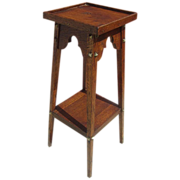Charming French Antique Plant Stand Antique Furniture!