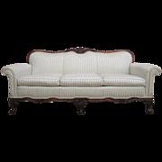 SALE PENDING American Antique Sofa Couch Antique Furniture