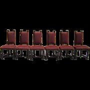 Spanish Antique Rustic Dining Chairs Antique Furniture