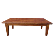 Antique Furniture French Antique Coffee Table Bench!