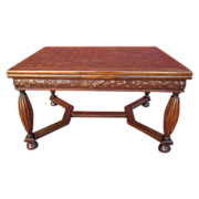 SOLD Antique Furniture French Antique Dining Table!