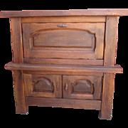 SOLD French Antique Rustic Server Sideboard Bar Antique Furniture
