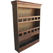 SOLD Spanish Antique Rustic Cabinet With Drawers