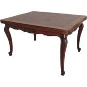SOLD French Antique Country French Oak Dining Table Antique Furniture