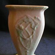 "Roseville Pottery ""Cremona"" Vase  #354-7"
