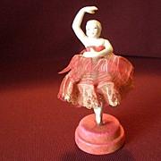 "Japanese China ""Twirling Ballerina"" Figurine"