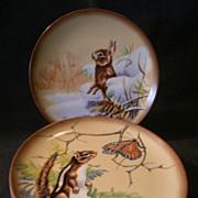 "Set of 6 Kaiser Porcelain ""Little Critters"" Collectors Plates by Lowell Davis"