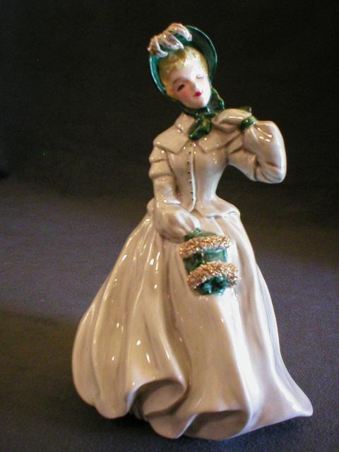 """Florence Ceramics - California -  """"Clarissa"""" Figurine"""