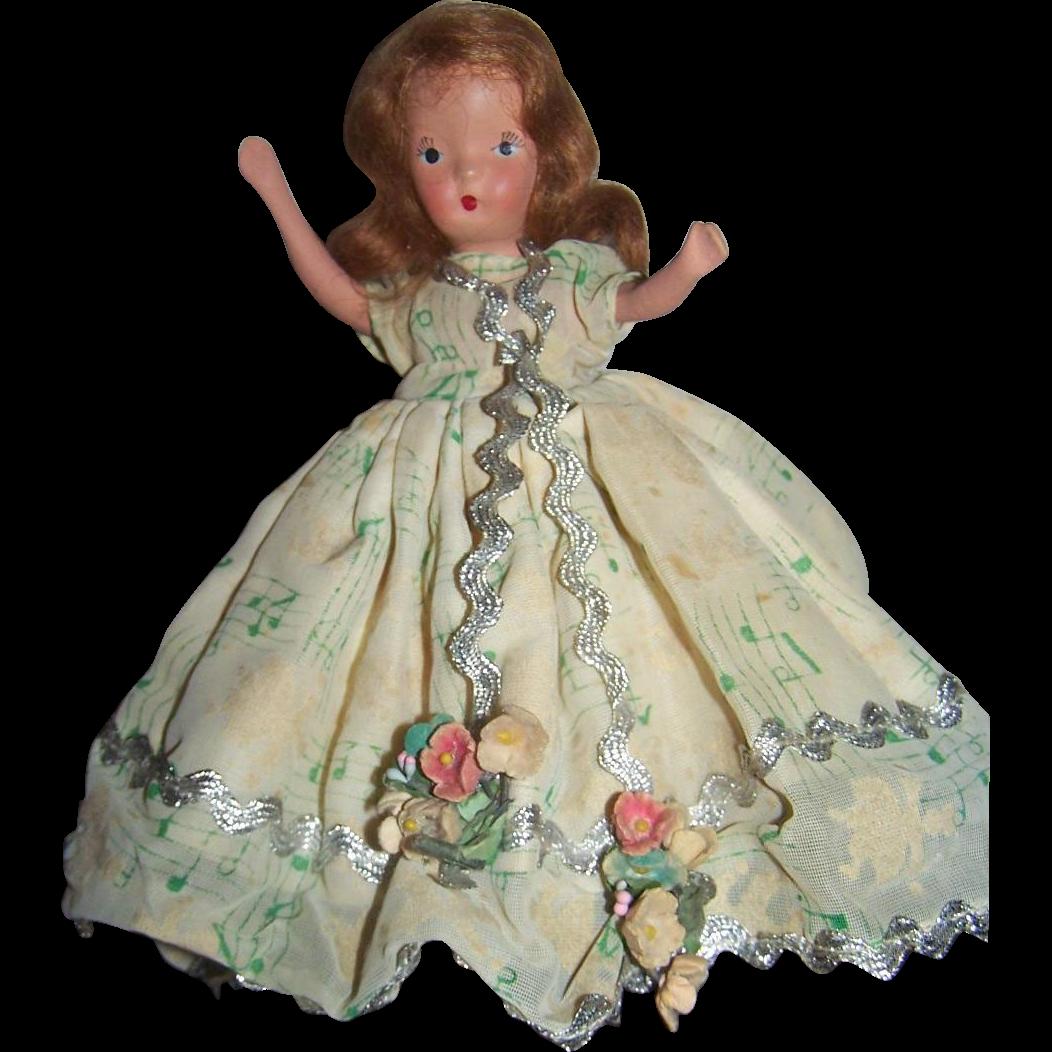 Kerr amp hinz nancy ann storybook doll from