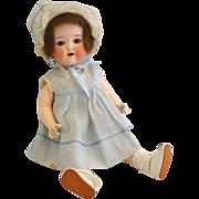 Antique Heubach Koppelsdorf Bisque 320 Doll All Original