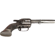 Vintage Hubley Metal Toy Cap Gun