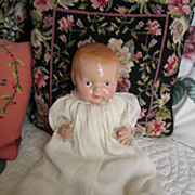 Vintage Composition Doll Circa 1930's All Original