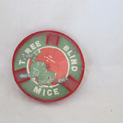 REDUCED Vintage  Game Three Blind Mice