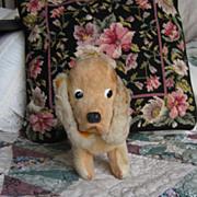 REDUCED Vintage Circa 1960 Dakin Stuffed Cocker Spaniel Dog